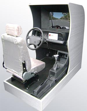 汽车驾驶模拟器,汽车驾驶练习器,驾驶设备