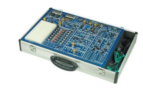 函数发生器模块:提供五种波形信号:正弦波