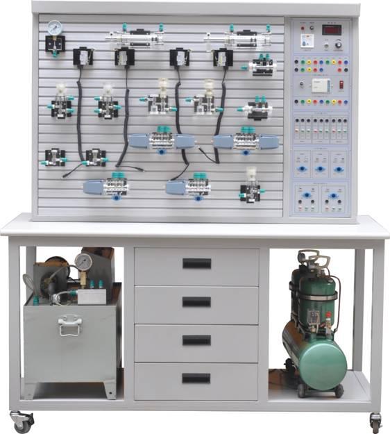 三菱fx1s-20mr主机 12输入 8输出  (继电器输出方式)  4,液压实验泵站