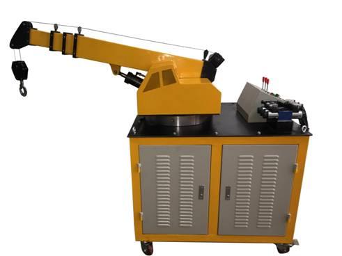 起重机液压plc实训装置图片