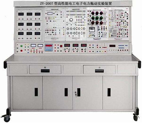 (1)电工实验挂箱一 设有RC串并联选频网络实验电路、戴维南定理/诺顿定理实验电路、RLC串联谐振实验电路、基尔霍夫/叠加定理实验电路、一阶二阶实验电路、双口网络、互易定理实验电路。挂箱面板正面印有原理图及符号,反面焊有相应元器件,使用方便、直观、可靠。 (2)电工实验挂箱二 设有仪表量程扩展实验电路、电路状态轨迹的观测实验电路、最大功率传输条件测定实验电路、RC双T选频网络实验电路、电压源与电流源的等效变换实验电路、RLC元件特性及交流电参数的测定实验电路。挂箱面板正面印有原理图及符号,反面焊有相应元器