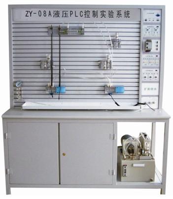 合控制实验台,气动PLC控制实验台,液压PLC控制实验台,透明液图片